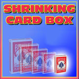 Shrinking Bicycle Card Box