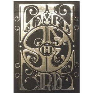 Smoke & Mirrors V3 BLACK Deluxe Box Reprints Deck