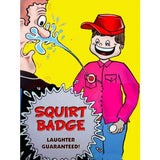 Squirt Badge
