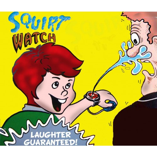 Squirt Watch