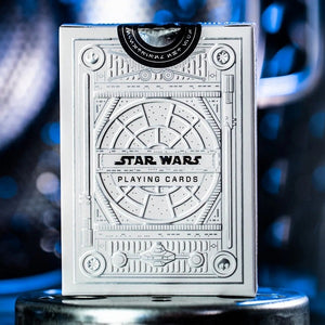 Star Wars Light Side Silver Edition Deck - White