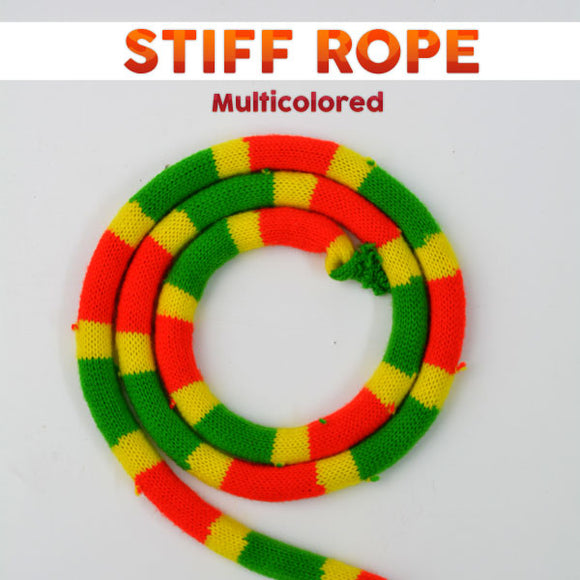 Stiff Rope - Multicolored