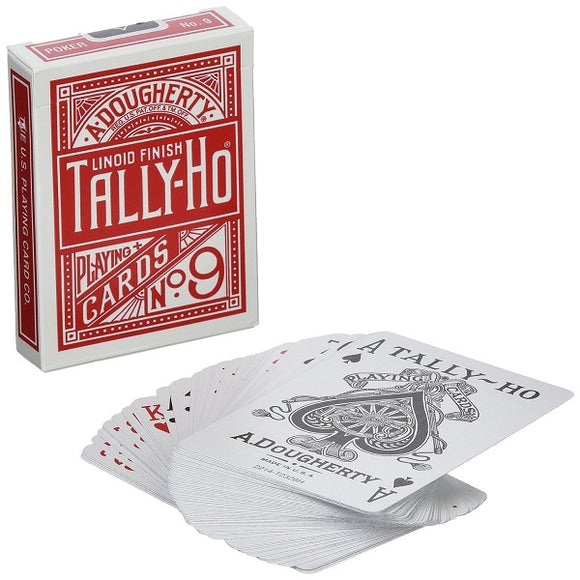 Tally Ho Circle Back RED Deck