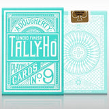 Tally Ho Reverse MINT BLUE Circle Back Deck