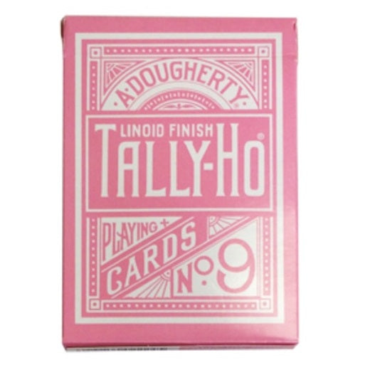 Tally Ho Reverse PINK Circle Back Deck