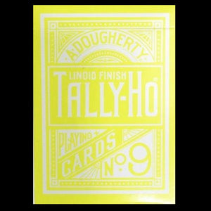 Tally Ho Reverse YELLOW Circle Back Deck