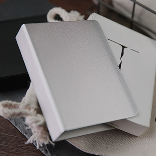 Basic Card Clip (SILVER) by TCC