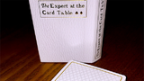 The Expert At The Card Table WHITE Deck