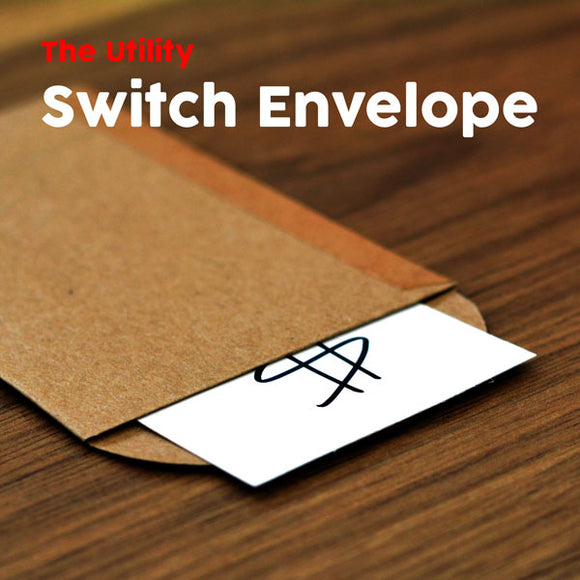 The Utility Switch Envelopes