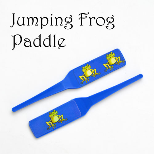 Jumping Frog (Tricky Paddle)
