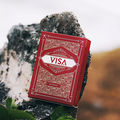 Visa RED Deck