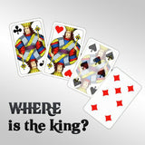 Where is the King
