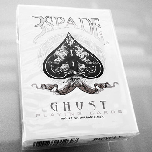 White Ghost Gaff Air-Cushion Finish Deck