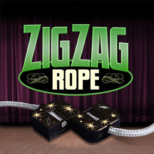 The Zig Zag Rope Magic