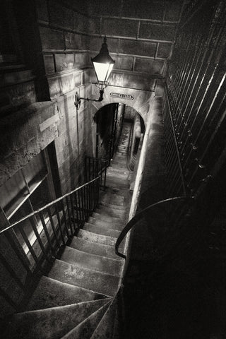 Edinburgh - Barrie's Close