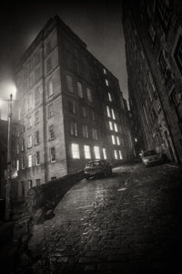 Edinburgh - St Ninian's Row III