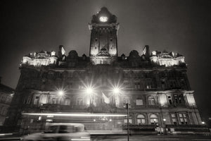 Edinburgh - The Balmoral hotel