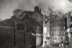 Edinburgh - Candlemaker Row I