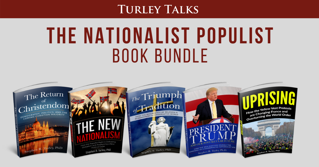 The Nationalist Populist Book Bundle