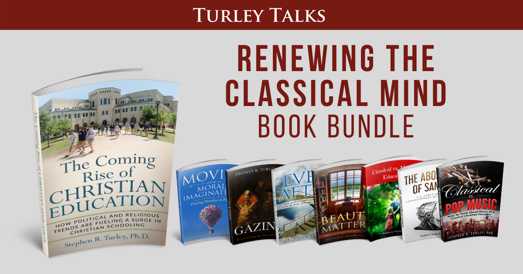 Renewing The Classical Mind Book Bundle