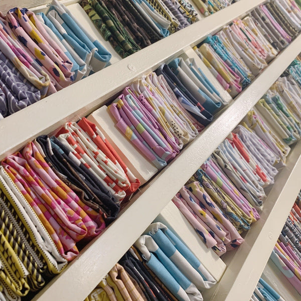 Textiles 101 - Measure: a fabric parlor