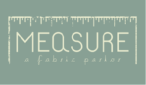 fabric, logo, ruler, measure, measurefabric