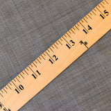 Tiny Scallop Twill Suiting - 1/2 yard - Measure: a fabric parlor