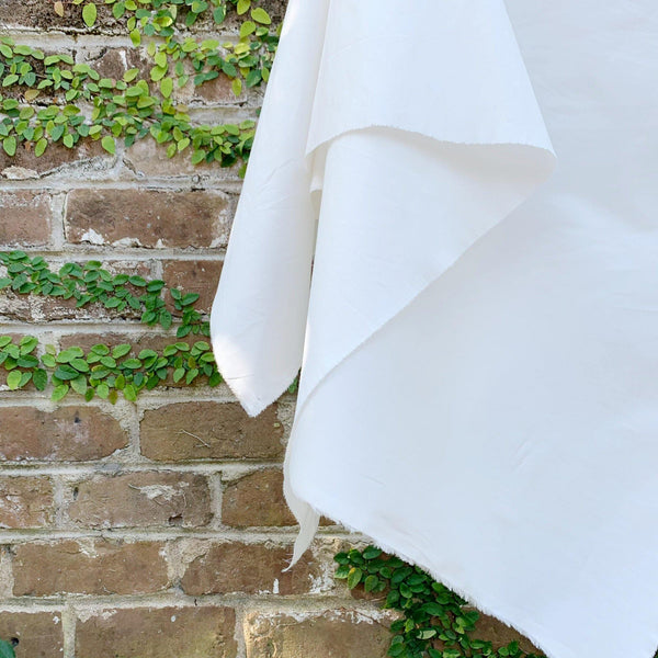 Combed Cotton Broadcloth - 1/2 Yard