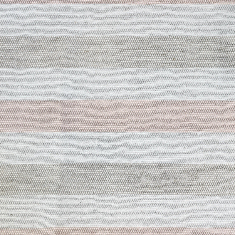 Twill Canvas 1'' Stripe- 1/2 yard - Measure: a fabric parlor