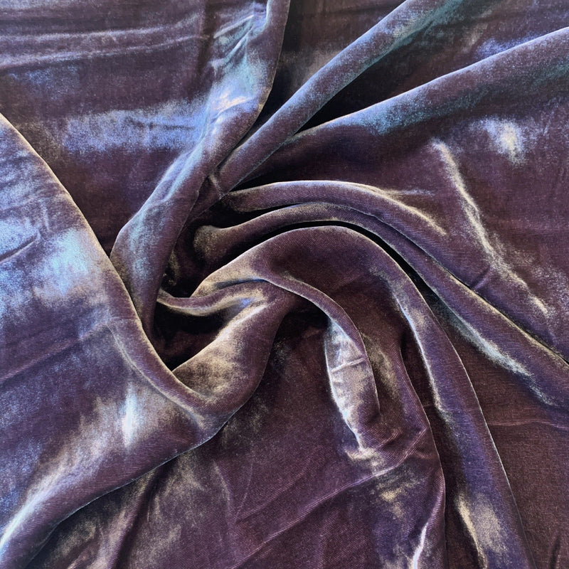 Plush Rich Solid Velvet - 1/2 yard