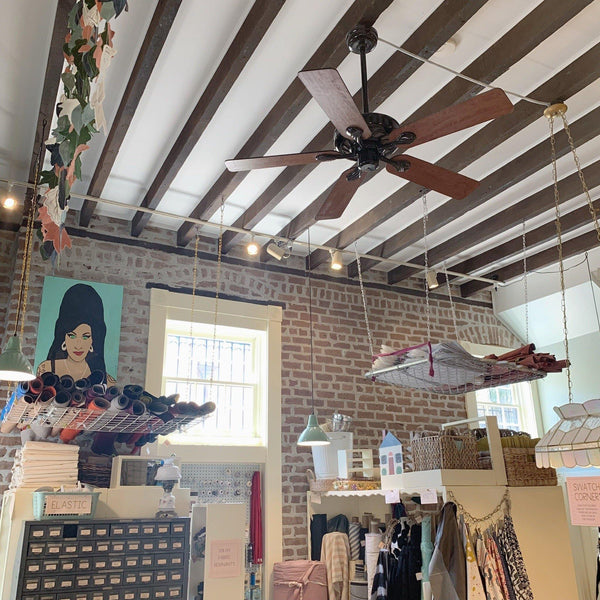 In-Store Shopping Appointment - No Pressure - Measure: a fabric parlor