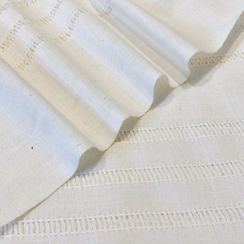 Cotton Ladder Cluster Stripes- 1/2 yard - Measure: a fabric parlor