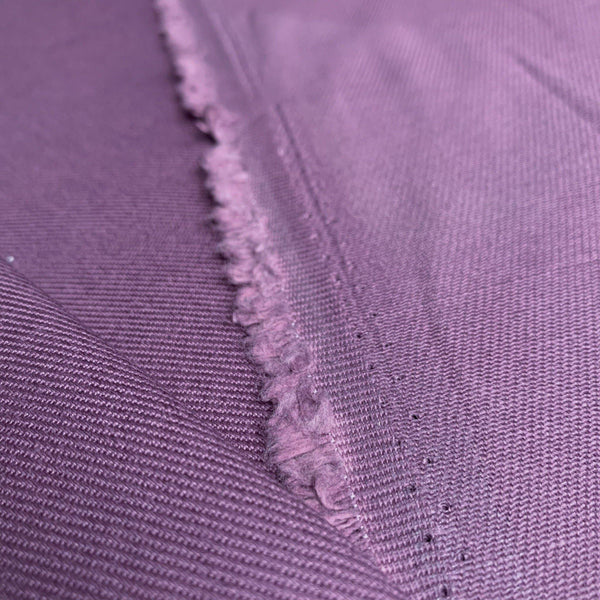 10oz Bull denim - Purple-1/2 yard - Measure: a fabric parlor