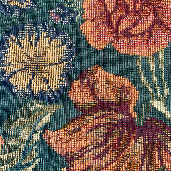 Large Floral Tapestry - Remnants - Measure: a fabric parlor
