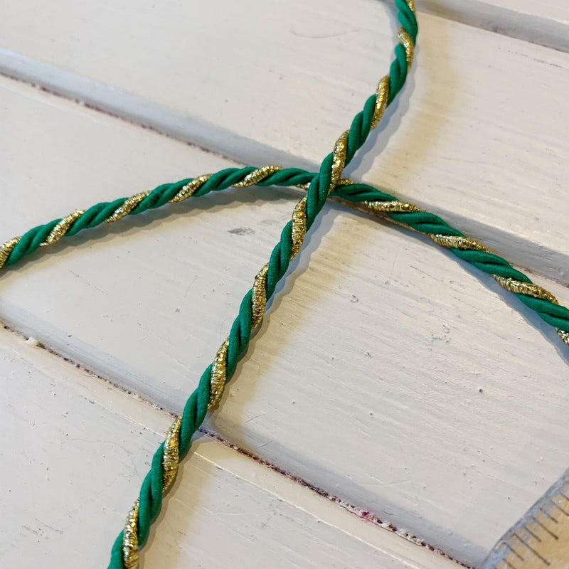 Metallic Combo Braided Cord - Remnants