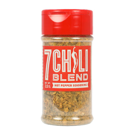 7 Chili Blend Hot Pepper Seasoning