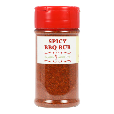 Spicy BBQ Rub