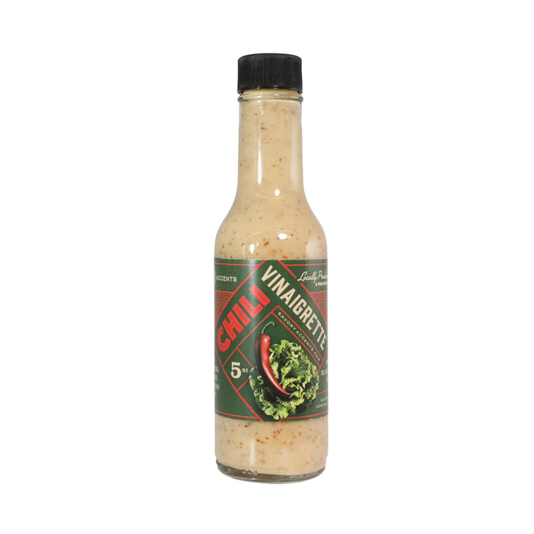 Chili Pepper Vinaigrette - 5 oz