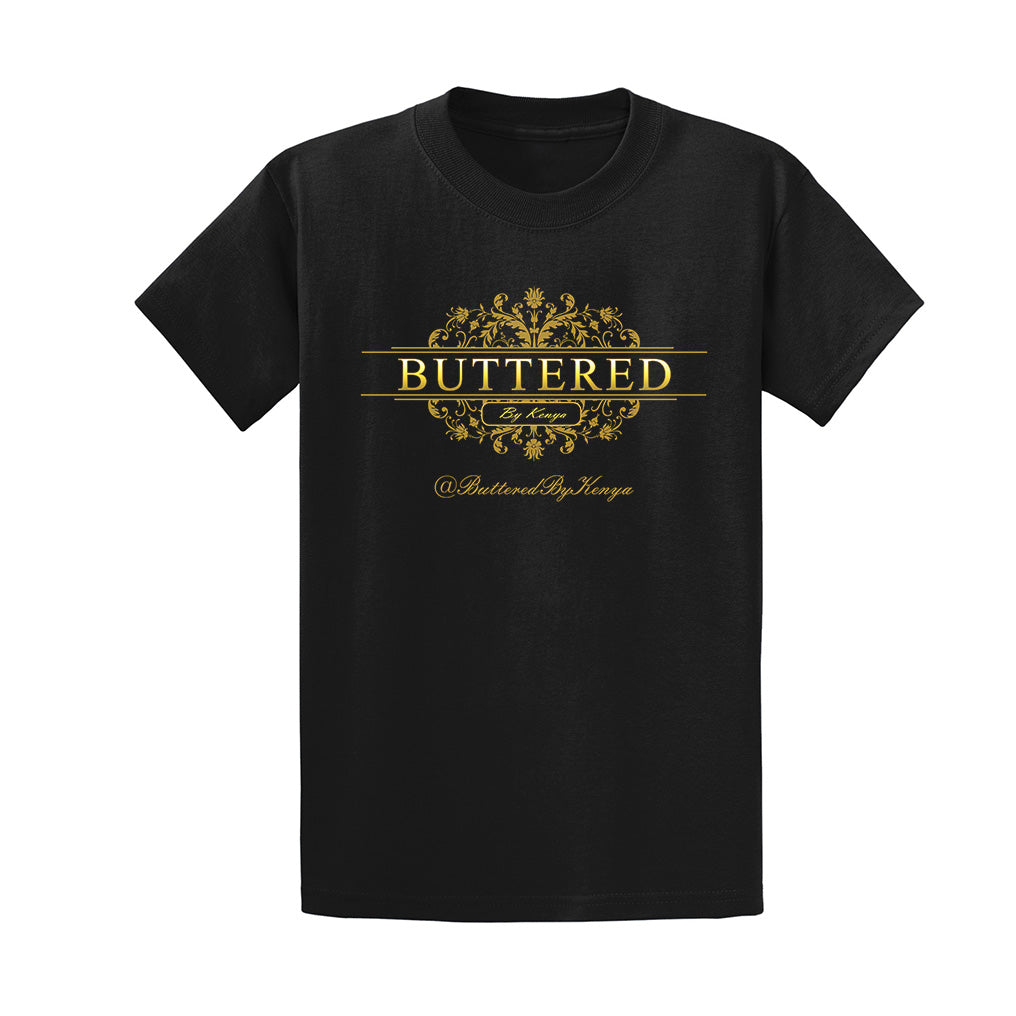 Buttered By Kenya Tees - Hey Kenya