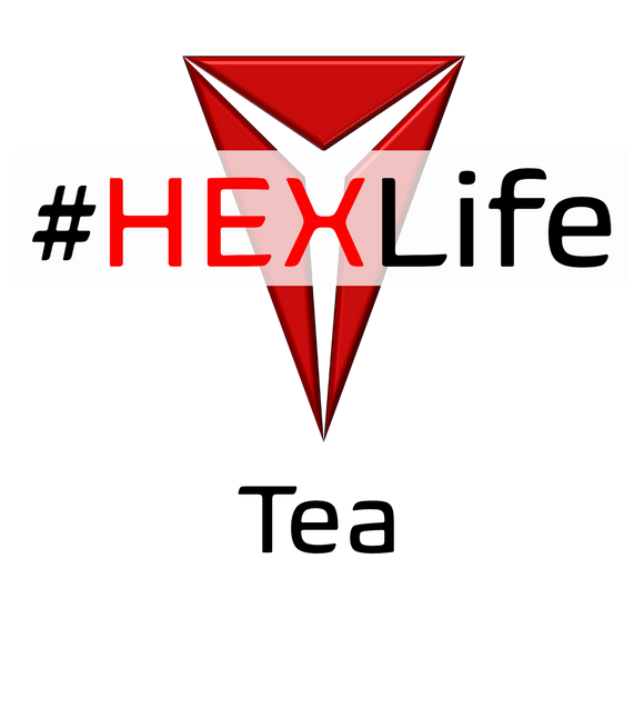 #HEXHero loose tea and teabag collection