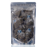 HEX Hero Peppermint Teabags in silver packaging