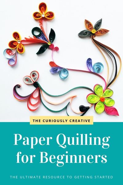Paper Quilling Shape Kit - Art and Hobby