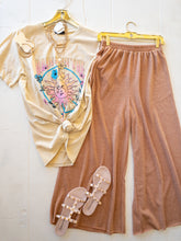 Load image into Gallery viewer, Vintage Mustard Wide Leg Pants