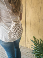 Load image into Gallery viewer, Melissa Macrame Backpacks