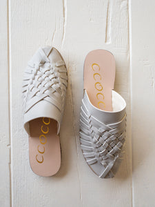 Olivia Braided Mules