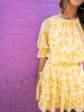 Load image into Gallery viewer, Honey Brushstroke Dress