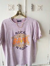 Load image into Gallery viewer, Mineral Wash Rock N Roll Tee