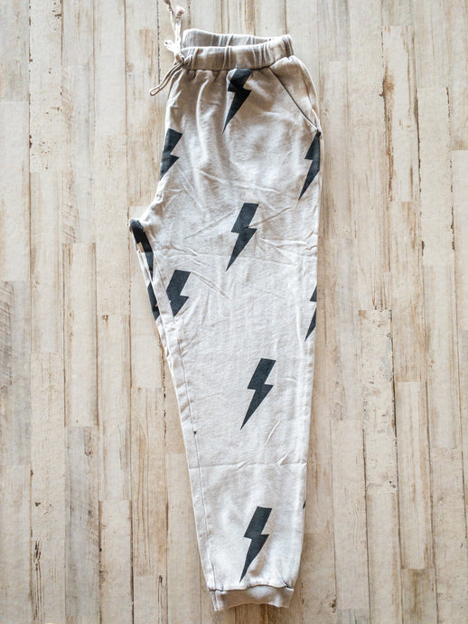Lightning Bolt Sweat Pant Joggers