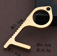Load image into Gallery viewer, Sterile Brass Key (Box of 25)