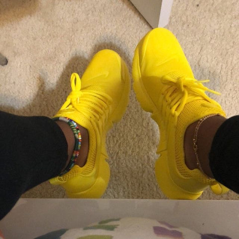 Nike Presto Sunshine Yellow